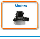Central Vacuum Motors