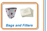 VacuFlo Central Vacuum Bags and Filters