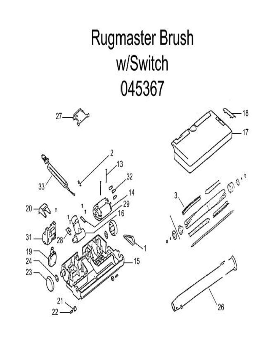 beam rugmaster plus wiring diagram wiring library beam powerhead parts new images