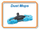 Central Vacuum Dust Mops