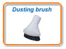 Central Vacuum Dusting Brushes