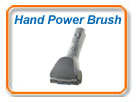 Central Vacuum Hand Power Brushes