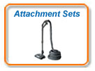Central Vacuum Attachment Sets