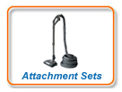 Central vacuum Attachmnet Sets