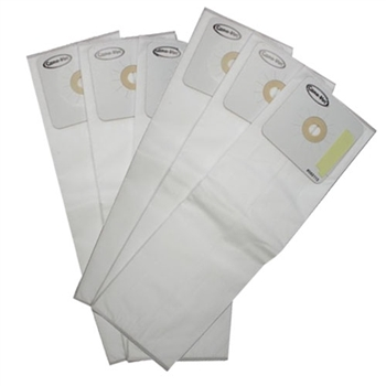 Canavac Central Vacuum Cloth Bags 6 Pack