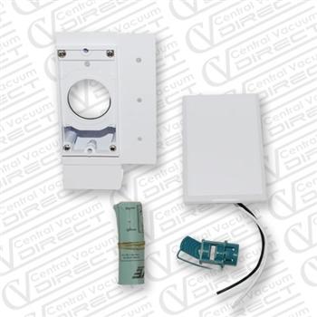 Electric Inlet Valve Full Door 24 120 Volt